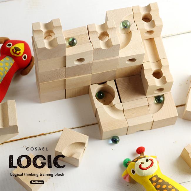 6歳以上 小学生 こども 子ども 正規取扱店 知育おもちゃ 木製おもちゃ 木製玩具 パズルブロック 木の玩具 クリスマス 誕生日 ギフト 室内遊具 プレゼント ギフト対応無料 COSAEL ロジック ビー玉 つみき おもちゃ 木のおもちゃ 木製 転がし 積木 立体パズル 知育玩具 男の子 即納 子供 つみ木 立体 通常便なら送料無料 室内 ブロック 女の子 ビー玉転がし 積み木