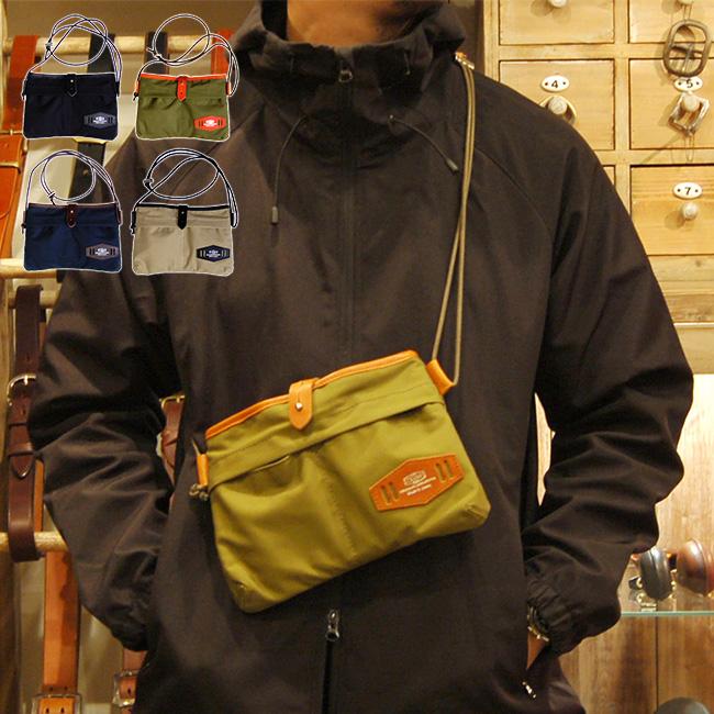 サコッシュ ボディバッグ] レディース 男女兼用 女性 iPad ◎Cramp 男性 Cr-5018[サコッシュバッグ メンズ ミニサイズ mini4サイズ スモール ベンタイル