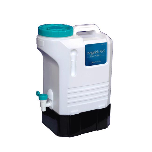 ◎magstick neo マグスティック ネオ 12L タンクタイプ[水素を発生するマグネシウムで水素水を大量に作れる生成機の12Lタンク 水素の発生器がついた家庭用の水素水サーバー]