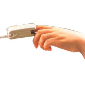 ◎酸素飽和度モニタ PULSOX-300専用 スポットチェックプローブSP-5C[コニカミノルタ腕時計型パルスオキシメータ・パルソックス300の専用プローブ(外来や病棟などでの対面測定用)]