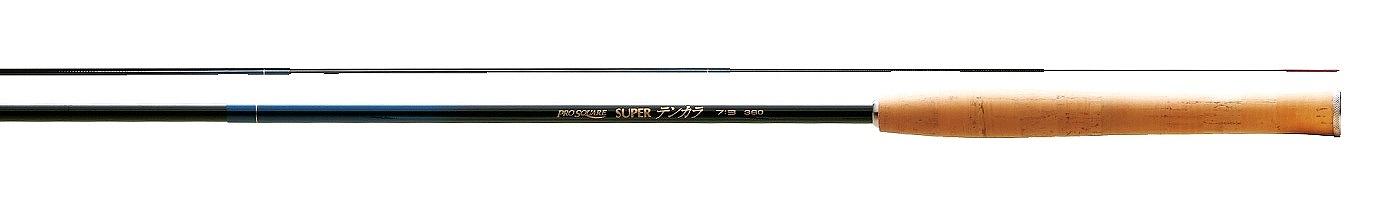 宇崎日新 PRO SQUARE (プロスクエア) スーパーテンカラ 6:4 3.9m(テンカラ竿)NISSIN Made in Japan日本製