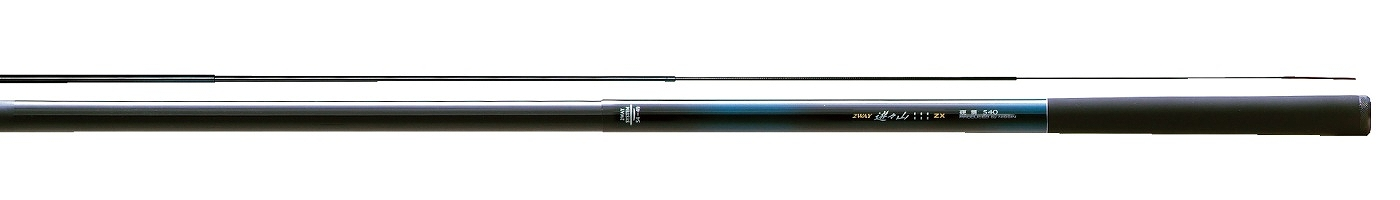 宇崎日新 2WAY 遊々山 ZX(ユウユウザン渓流竿)中硬 6.2m NISSIN Made in Japan日本製