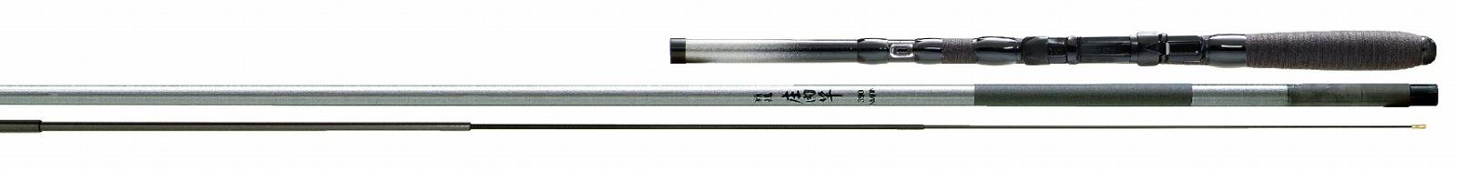 送料無料 即日発送 宇崎日新 精魂 庄内竿(ショウナイザオ)5.7m(磯竿・チヌ竿)NISSIN Made in Japan日本製