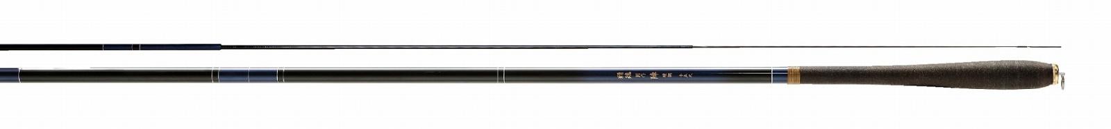 宇崎日新 精魂 別作 陣 (振出)(セイコン ベッサク ジン)硬調 13尺 ヘラ竿・鯉竿 NISSIN Made in Japan日本製