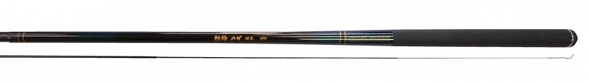送料無料 即日発送 宇崎日新 軽極ハゼ 硬式5.4m(ケイキョク はぜ)清流竿・渓流竿 NISSIN Made in Japan日本製