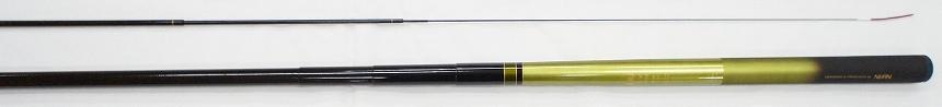 送料無料 即日発送 宇崎日新 抜無双TZ 3WAY 硬硬調4.5m(渓流竿) NISSIN Made in Japan日本製 ニッシン