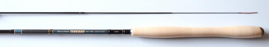 送料無料 即日発送 宇崎日新 ロイヤルステージテンカラ6:4 3.6m(ROYAL STAGE TENKARA テンカラ・清流竿)NISSIN Made in Japan日本製