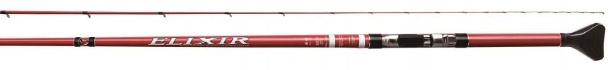 送料無料 即日発送 宇崎日新 エリクシア並継ヘチRED 2.4m(エリクシアなみつぎ ヘチ竿 )NISSIN Made in Japan日本製