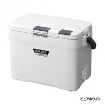 送料無料 シマノ(SHIMANO)FIXCEL(フィクセル) ベーシス 120 ピュアホワイト UF-012N(シマノ クーラーボックス)