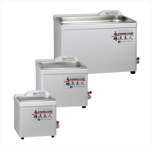 本多電子 業務用卓上型超音波洗浄機 音洗美人WT-100-M(100W)