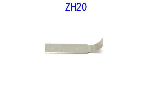 【枚数限定】ZH20 超音波カッター用曲刃3mm(ZO-41・ZO-41II・ZO-80)