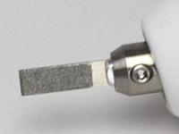 ZH23 ヤスリ板(電着ダイヤ)4mm #325相当(ZO-41・ZO-80・USW-334対応)