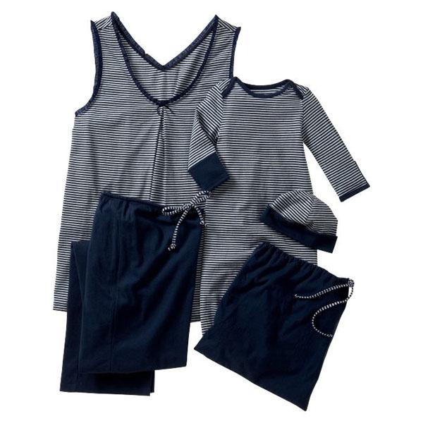 5e1029559 US KIDSWEAR RAKUTENICHIBA TEN  Matching design maternity pajamas set ...