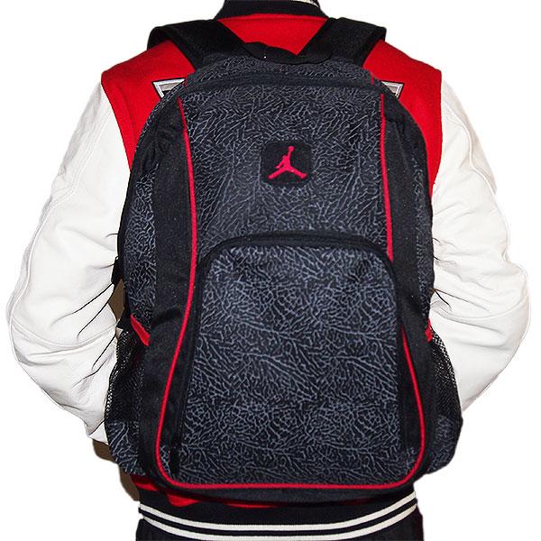 【大注目】 【ティーンズ~メンズサイズ メンズバッグ】 NIKE ナイキ【エア NIKE・ジョーダン Air】 PCが入る!!アメリカンARMYレッドJUMPMANロゴパネル付きバックパック Air Jordan 黒リュックサック 小物・ブランド雑貨 メンズバッグ【ラクーポンで送料無料】【楽ギフ_包装選択】, 花材通販はなどんやアソシエ:35da2efe --- konecti.dominiotemporario.com
