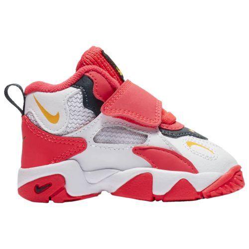 【送料無料☆P6倍】【海外限定】 ナイキ 【ベビー・キッズ(8.0-16.0cm)】 Nike Air Speed Turf (White/Laser Orange/Red Orbit/Armory Navy) スニーカー 子供靴