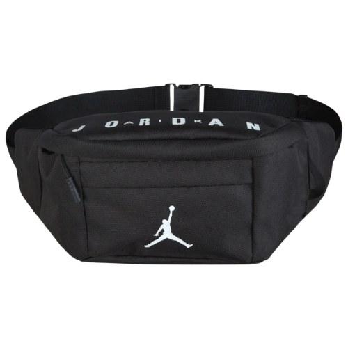 【送料無料+P3倍+クーポン】ナイキ Nike ジョーダン Jordan Jumpman Crossbody Bag ボディバッグ (Black/White) クロスボディバッグ ショルダーバッグ ウエストポーチ ウエストバッグ 【楽ギフ_包装選択】