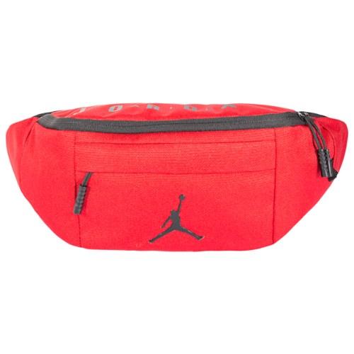 【送料無料+P3倍+クーポン】ナイキ Nike ジョーダン Jordan Jumpman Crossbody Bag クロスボディバッグ (Gym Red/Black) ショルダーバッグ ウエストポーチ ウエストバッグ 【楽ギフ_包装選択】