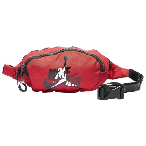 【期間限定★送料無料】ナイキ Nike ジョーダン Jordan Jumpman Classic Crossbody Bag ボディバッグ (Gym Red/Black/White) クロスボディバッグ ウエストポーチ ウエストバッグ
