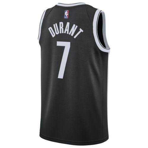 【送料無料◎クーポン対象】nike ナイキ 【メンズサイズ】 NBA Swingman Jersey (Brooklyn Nets/Kevin Durant/Black) スウィングマンジャージ ユニフォーム ケビン・デュラント