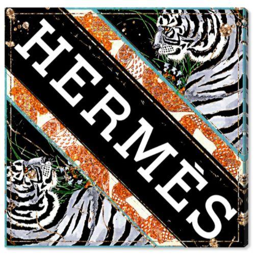 送料無料+P2倍 【安心の国内発送】 Oliver Gal オリバーガル 約76x76cm JUNGLE TIGER SCARF Hermes エルメス インテリア 絵画 【送料無料+P2倍】【安心の国内発送】 Oliver Gal オリバーガル 約76x76cm JUNGLE TIGER SCARF Hermes エルメス キャンバスアート インテリア 絵画 オリバー・ガル 衣替え 引越し祝い 引っ越し祝い