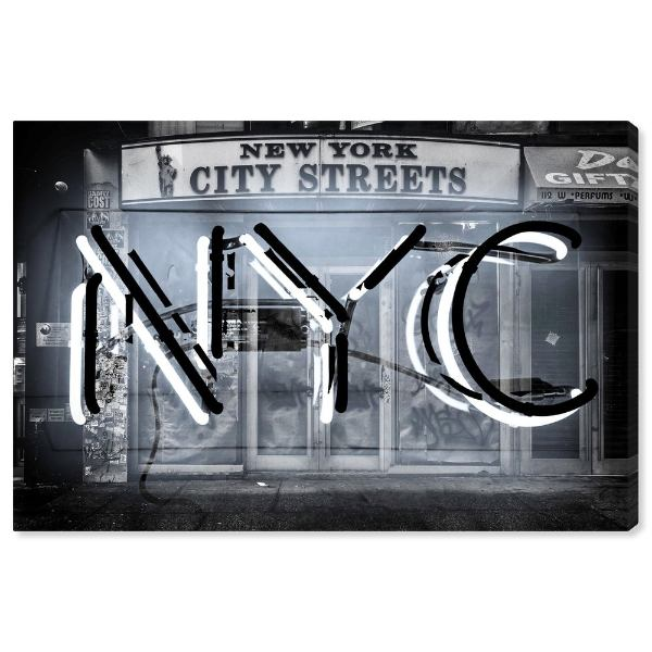 【送料無料+P3倍+クーポン】【まとめ買い割引★2枚目10%OFF】 Oliver Gal オリバーガル 約152x102cm NYC Cities and Skylines インテリア 絵画 衣替え 引越し祝い 引っ越し祝い