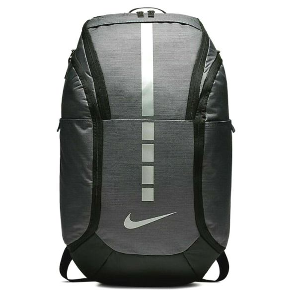 【送料無料+P3倍+クーポン】ナイキ エリート Hoops Elite Pro Backpack(Dark Grey/Black/Metallic Cool Grey) バックパック リュックサック ストリート バッグ 【楽ギフ_包装選択】