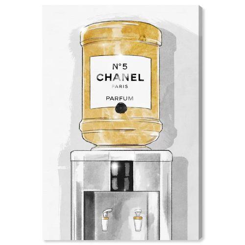 【送料無料☆割引クーポン対象】【安心の国内発送】 Oliver Gal オリバーガル 約76x51cm Classic Number 5 Chanel シャネル インテリア 絵画 衣替え 引越し祝い 引っ越し祝い