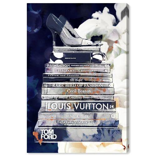 新しい 【送料無料+割引クーポン対象】【安心の国内発送】 Oliver Gal オリバーガル 約38x25cm Deep Blue Thoughts Vuitton ヴィトン インテリア 絵画 衣替え 引越し祝い 引っ越し祝い, RIV靴店 681a4871