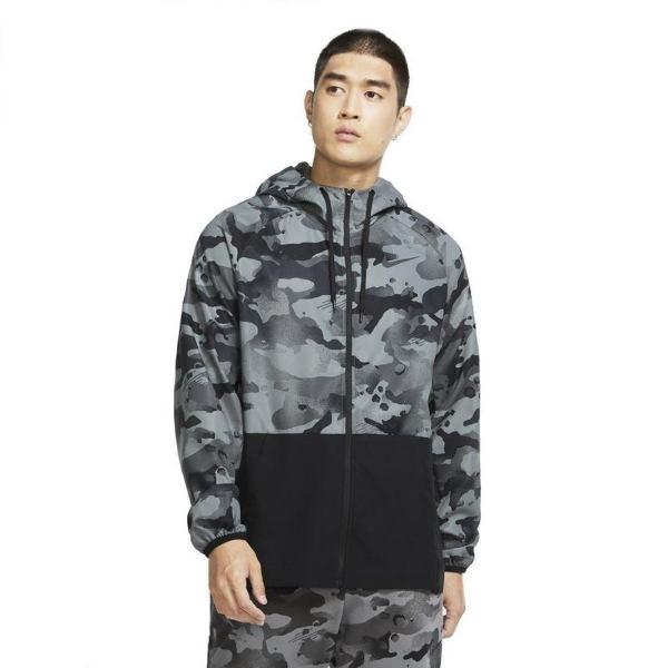 Camo Pro ナイキ ジャンパー 【送料無料+BFセールP5倍】nike ストリート 【メンズサイズ】 Full-Zip トップス ジャケット アウター Jacket(Black/Camo) Flex Vent Nike