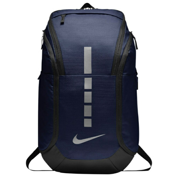 ナイキ エリート Hoops Elite Pro Backpack(Midnight Navy/Black/Metallic Cool Grey) バックパック リュックサック ストリート バッグ 【ラ・クーポンで送料無料】【楽ギフ_包装選択】