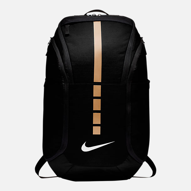 ナイキ エリート Hoops Elite Pro Backpack(Black/Metallic Gold/White) バックパック リュックサック ストリート バッグ 【ラ・クーポンで送料無料】【楽ギフ_包装選択】