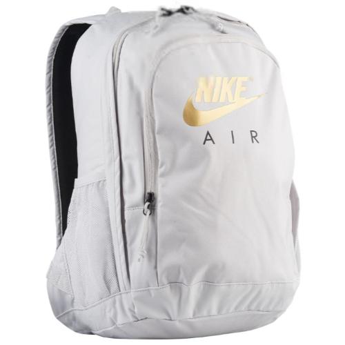 ナイキ Nike Air ヘイワードリュックサック(Vast Grey/Black/Metallic Gold)(約23L) バックパック Hayward Backpack リュックサック 【ラ・クーポンで送料無料】【楽ギフ_包装選択】