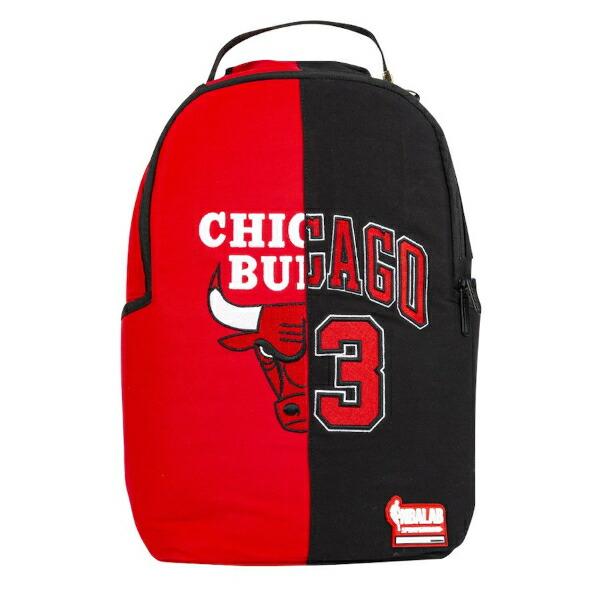 Sprayground スプレーグラウンド NBA Chicago Bulls バックパック(約20L) シカゴ・ブルズ リュック 【ラクーポンで送料無料】【楽ギフ_包装選択】