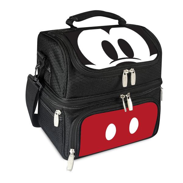 Disney ディズニー Mickey Mouse ミッキーマウス保冷機能付きランチバッグ ランチトート お弁当バッグ お弁当袋 カバン 鞄 デイバッグ 遠足 旅行 【ラクーポンで送料無料】