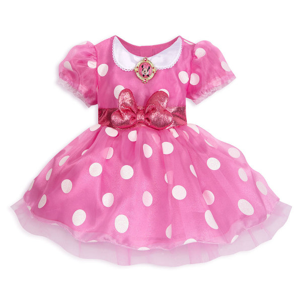 Disney ディズニー Minnie Mouse ミニーマウスコスチュームドレス ワンピース コスプレ ハロウィン ハロウィーン Halloween 衣装 変装 【ラ・クーポンで送料無料】【楽ギフ_包装選択】