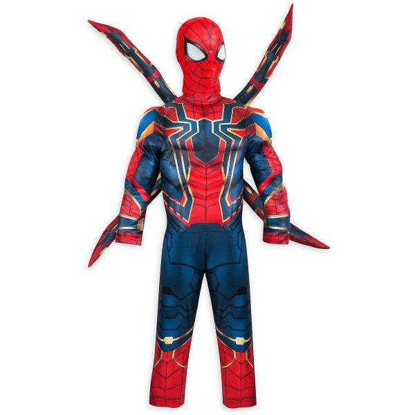 Disney ディズニー Spider-Man スパイダーマンコスチュームセット ワンピース コスプレ ハロウィン ハロウィーン Halloween 衣装 変装 【ラ・クーポンで送料無料】【楽ギフ_包装選択】