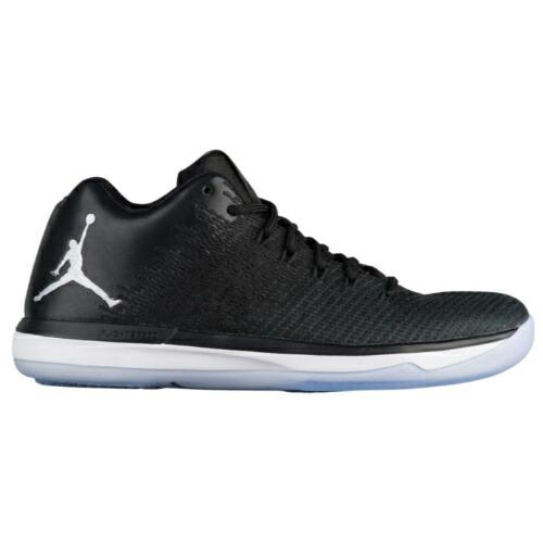 detailed look d838f 5b18b 31 nike Nike Jordan AJ XXXI Low (Black/White) Air Jordan nostalgic sneakers  shoes shoes street fashion