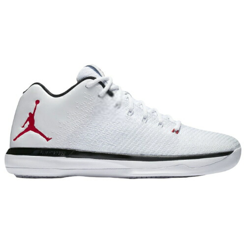 hot sale online 6cd5a 3b283 31 nike Nike Jordan AJ XXXI Low (White/University Red/Black) Air Jordan  nostalgic sneakers shoes shoes street fashion