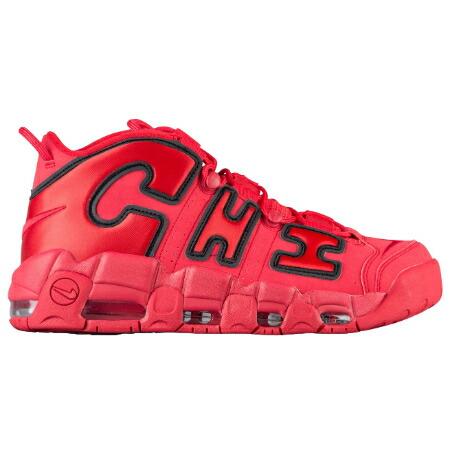 【送料無料+P3倍+クーポン】nike ナイキ 【メンズサイズ(24.0-32.0cm)】 NIKE AIR MORE UPTEMPO CITY CHICAGO (University Red/University Red/Black) モアテン アップテンポ スニーカー 靴 シューズ ストリートファッション 【楽ギフ_包装選択】