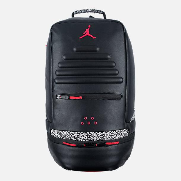 nike ナイキ 【エア・ジョーダン】 AIR JORDAN RETRO 3 BACKPACK(Black) バックパック レトロ3 リュックサック Air Jordan ストリート バッグ 【ラ・クーポンで送料無料】【楽ギフ_包装選択】