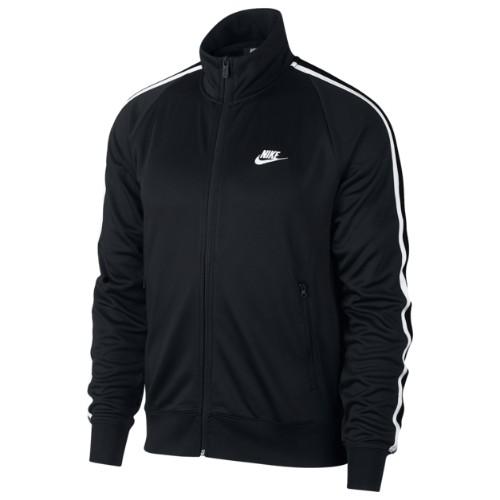 【送料無料+P3倍+クーポン】nike ナイキ 【メンズサイズ】 Nike N98 Tribut ジャケット(Black/Sail) ジャージ ジャンパー アウター ストリート 【楽ギフ_包装選択】