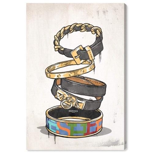 【送料無料+割引クーポン対象】【安心の国内発送】 Oliver Gal オリバーガル 約61x41cm ARM CANDY ONE HERMES エルメス キャンバスアート インテリア 絵画 オリバー・ガル 衣替え 引越し祝い 引っ越し祝い
