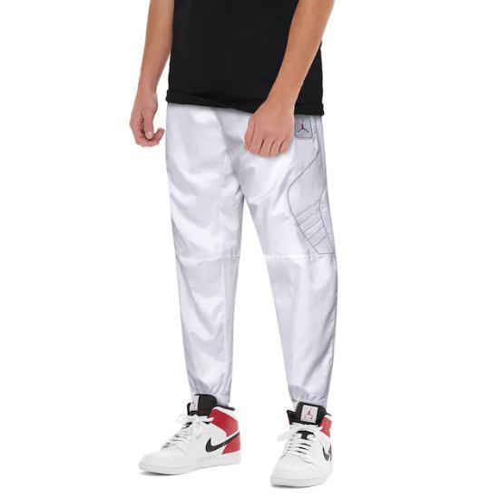 【送料無料+P3倍+クーポン】nike ナイキ ジョーダン 【メンズサイズ】 Jordan Retro 5 Pants(White) スウェットパンツ ジョガーパンツ ボトム