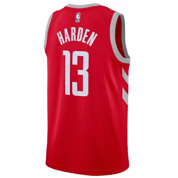 new style 3cb14 6cd14 nike Nike NBA SWINGMAN jersey James Harden red James Arthur Harden Houston  Rockets Houston Rockets uniform street fashion
