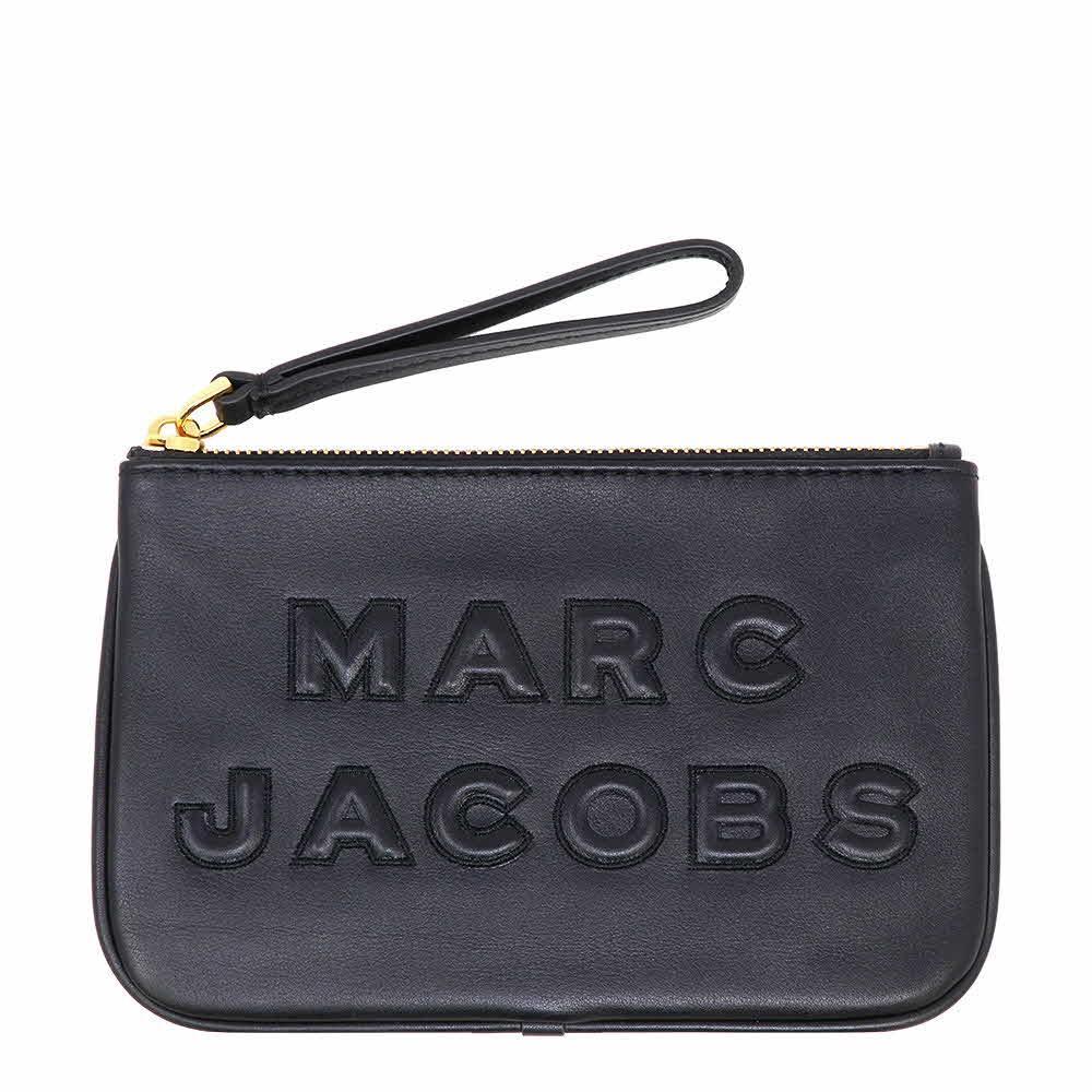 マークジェイコブス MARC JACOBS 小物 ポーチ M0015754 001 ロゴ アウトレット レディース アクセサリー 新作 ギフト プレゼント