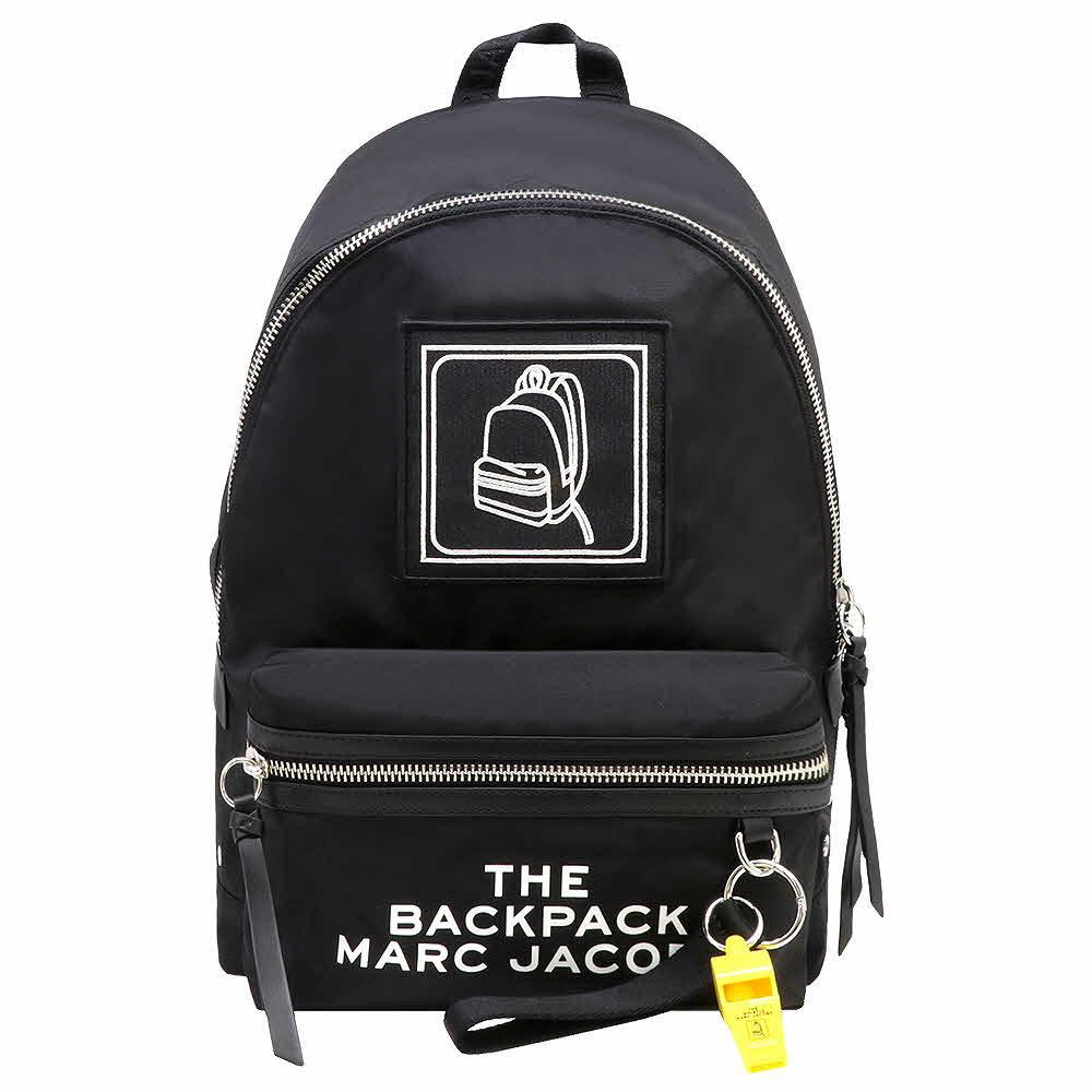 マークジェイコブス MARC JACOBS バッグ リュックサック M0015412 001 A4対応 ピクトグラム レディース ギフト プレゼント