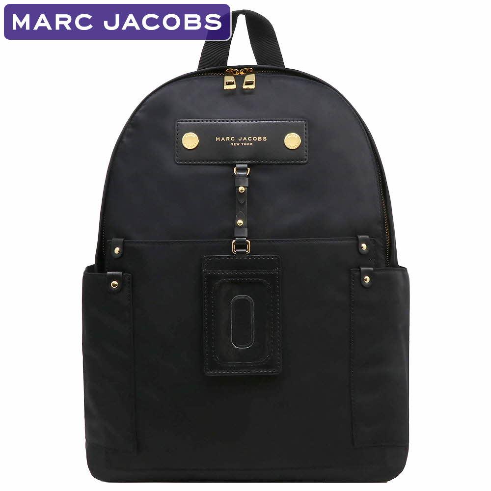 マークジェイコブス MARC JACOBS バッグ リュックサック M0012907 001 A4対応 アウトレット レディース 新作 ギフト プレゼント