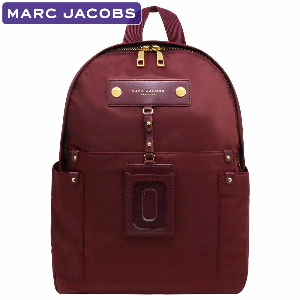 マークジェイコブス MARC JACOBS バッグ リュックサック M0012907 943 A4対応 アウトレット レディース 新作 ギフト プレゼント