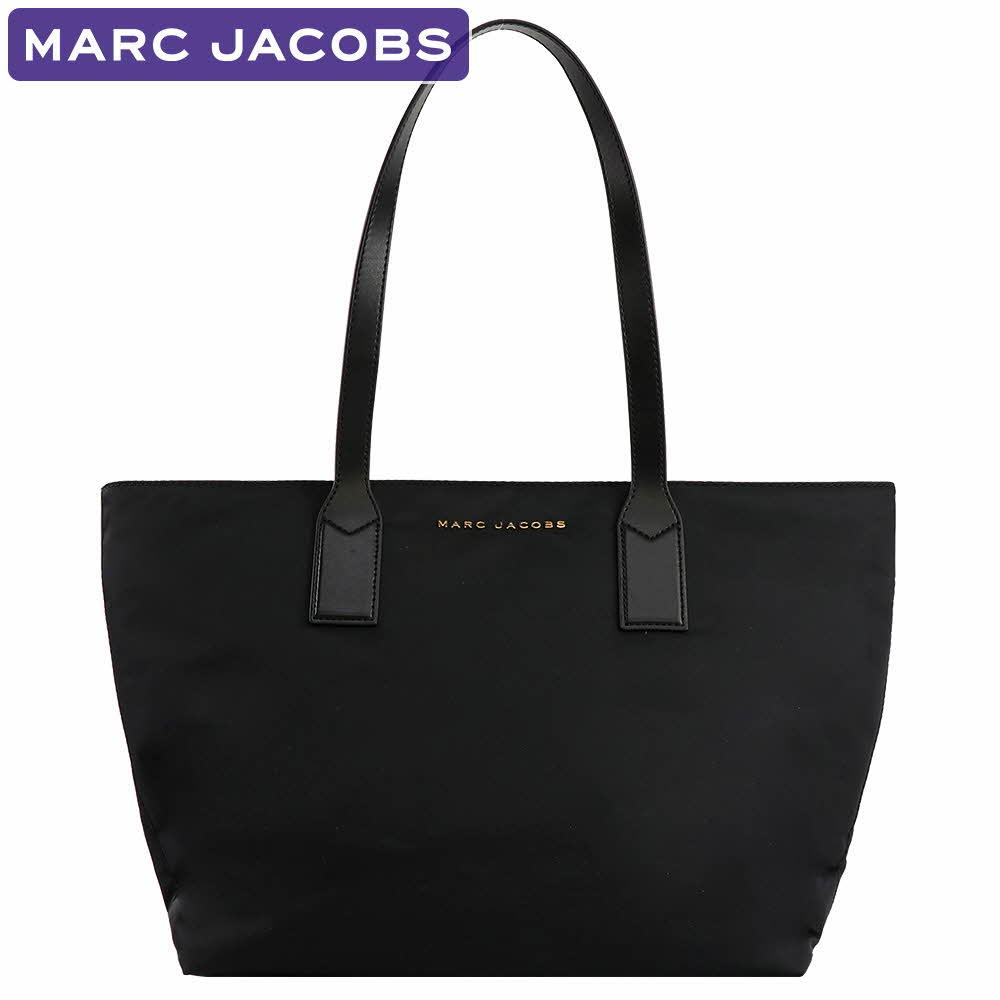 マークジェイコブス 人気ブランド多数対象 購入 MARC JACOBS バッグ トートバッグ BAG M0013561 A4対応 001 ギフト 新作 アウトレット レディース プレゼント