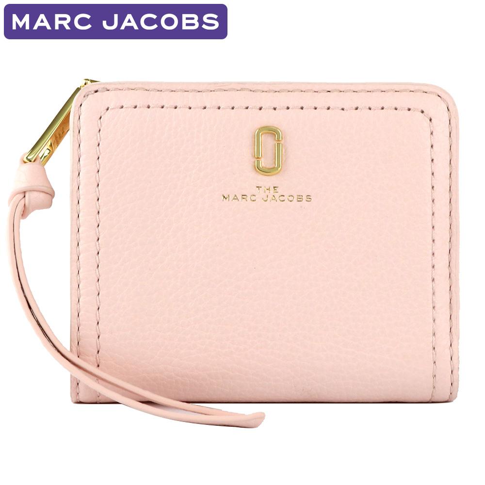 マークジェイコブス MARC JACOBS 財布 二つ折り財布 M0015122 694 ミニ財布 レディース ウォレット 新作 ギフト プレゼント